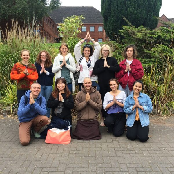 Monkey Puzzle Family Stourbridge Retreat 2017